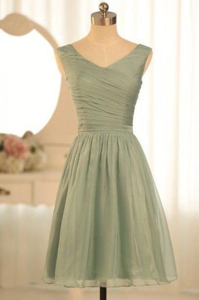 Ulass Mint Bridesmaid Dress, Short Mint Bridesmaid Dresses, Short Bridesmaid Dresses